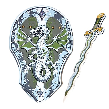 LionTouch Dragon Sword and Shield