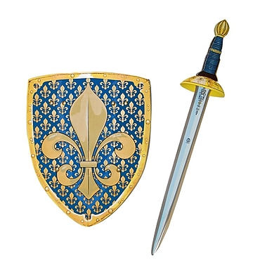 LionTouch Fleur-De-Lis Sword and Shield