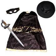 LionTouch – Ensemble costume Zorro