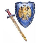 LionTouch – Épée de chevalier et bouclier aigle