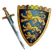 LionTouch – Épée et bouclier trois lions