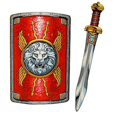 LionTouch Roman Sword and Shield