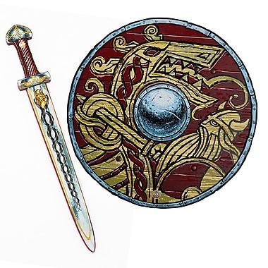 LionTouch – Épée et bouclier viking