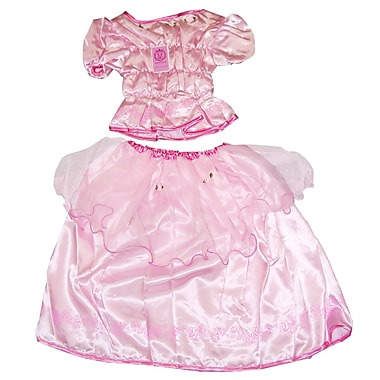 LionTouch – Blouse et jupe de princesse Rose Marie, rose