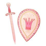 LionTouch – Épée et bouclier Reine Rosa