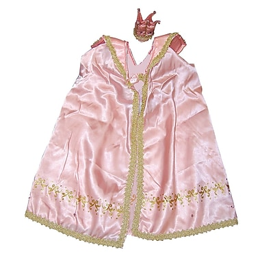 LionTouch Queen Rosa Cape and Crown