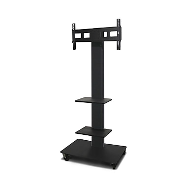 Marvel® Vizion® MVPFS6080DT2 TV/Monitor Stand and Mount with Two Equipment Shelves (holds 35