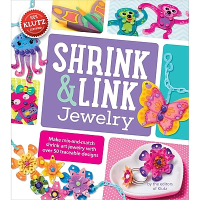 Klutz Shrink & Link Jewelry (K580544)