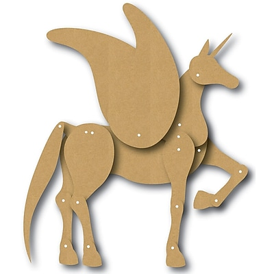 EyeConnect Chipboard Totem Poppet, Horse (E1013)