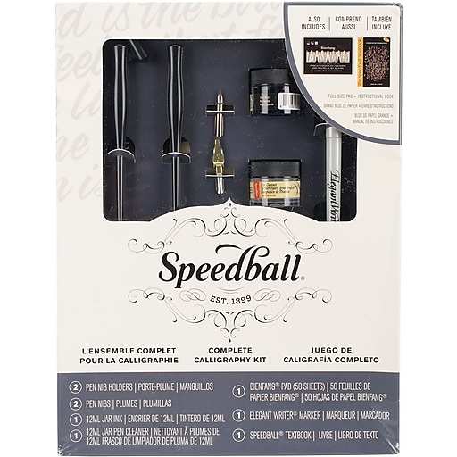Speedball Art Products Speedball Complete Calligraphy Kit (3062)