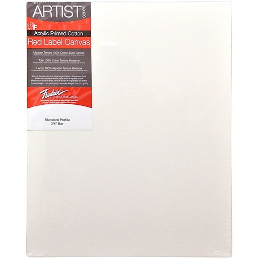 "Tara Fredrix 8"" x 10"" Stretch Canvas (63501200)"