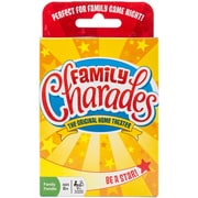 Outset Media Family Charades Card Game (OM19166)
