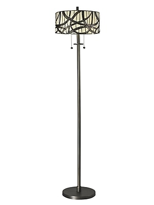 Dale Tiffany Willow Cottage 61'' Floor Lamp