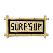 Backyard X-Scapes Bamboo - Surf's Up Garden Sign