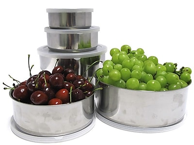 Imperial Home 10 Piece Stainless Steel Mixing