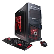 CyberpowerPC Gamer Ultra GUA520 Desktop (AMD Vishera FX-4300, 1TB HDD, 8GB DDR3, Windows 10, NVIDIA GT730)