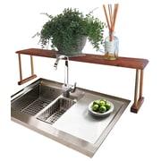 Home Basics Sunbeam Over Sink Shelf