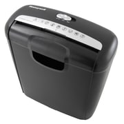 Honeywell 9101 6 Sheet Capacity Strip-Cut Personal Shredder, Black/Grey