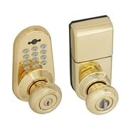 Honeywell Digital Door Lock Entry Knob with Remote