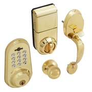 Honeywell Digital Door Knob Handle set Lock with Remote
