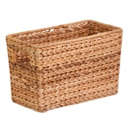 Honey Can Do Water Hyacinth Magazine Basket, natural / brown (STO-02883)