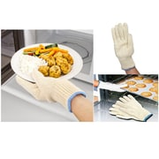 Imperial Home Heat Resistant Thick Deluxe Oven Gloves