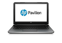 HP Pavilion 14-ab166us, 14' HD BrightView, Intel® Core™ i3-5020U, 1TB, 6GB, Windows 10 Home, Notebook, Silver