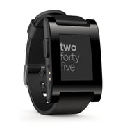 Pebble - Montre intelligente 301BL pour dispositifs iPhone et Android
