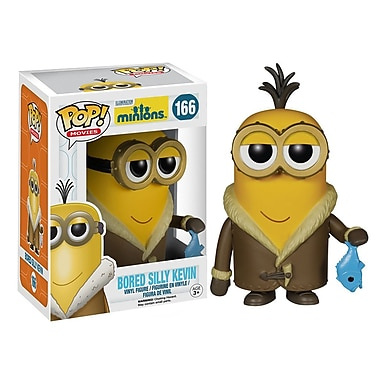 Funko Pop! Movies: Minions, Bored Silly Kevin