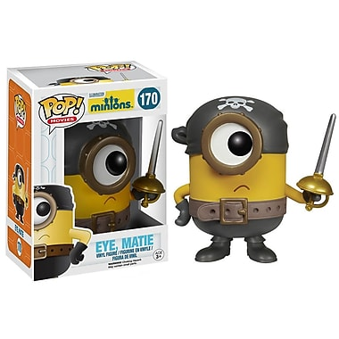 Funko Pop! Films : Les Minions, Eye, Matie