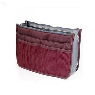Best Desu Bag In Bag Organizer, Wine Red