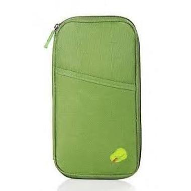 Best Desu Passport Holder Wallet, Green
