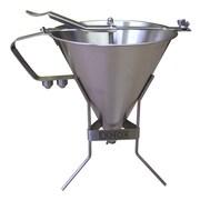 Eurodib Stainless Steel Sauce Funnel