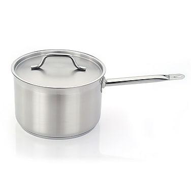 Homichef Stainless Steel High Saucepan, 6.25