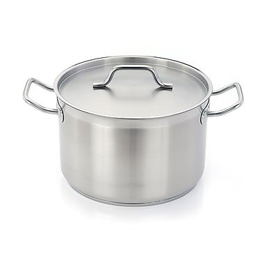 Homichef Stainless Steel Sauce Pot, 6.25