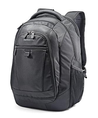 Samsonite Tectonic 2 Black Fabric Medium Backpack (62364-1041)