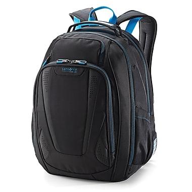 Samsonite Viz Air 2 Black Polyester Laptop Backpack (66256-2844)