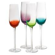 Artland Fizzy Flute Glass (Set of 4)