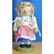 PinnaclePeak Steinbach Signed Chubby Gretel Fairy Tale German Wood Christmas Nutcracker