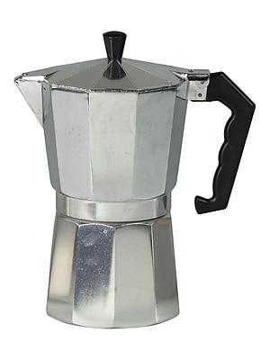Home Basics Espresso Maker; 1.06 Cups WYF078277857914
