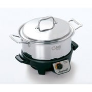 360 Cookware Gourmet Slow Cooker; 4-Qt.