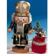 PinnaclePeak Steinbach Signed Russian Santa German Nutcracker