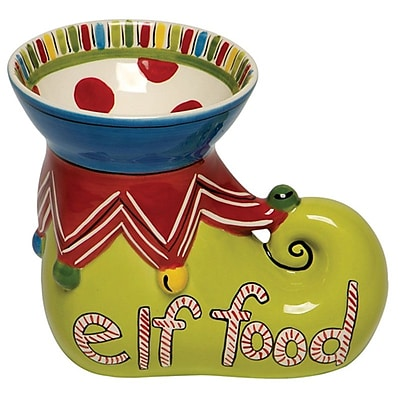 Thompson and Elm M.Bagwell Elf Food Candy / Nut Bowl