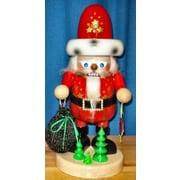 PinnaclePeak Steinbach Signed Gnome Santa German Christmas Nutcracker