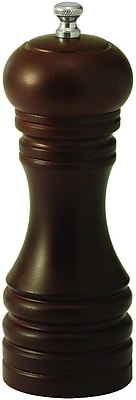 Winco Maestro Pepper Mill; 6.75'' H x 2.5'' W x 2.5'' D