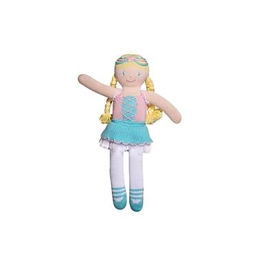 Zubels – Poupée tricotée à la main, EMA14, princesse Emmah, 14 po
