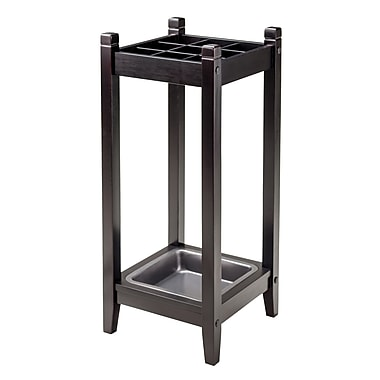 Winsome Jana Umbrella Stand with Metal Tray