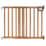 Summer Infant Stylish & Secure™ Deluxe Wood Stairway Gate