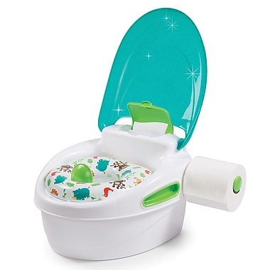 Summer Infant Step By Step™ Potty, Blue