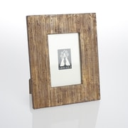 Abigails Provence Ridged Patina Picture Frame